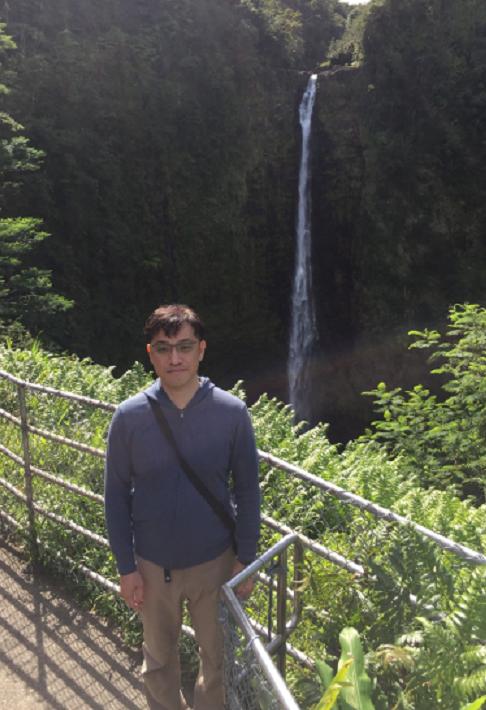 ハワイ島旅行について