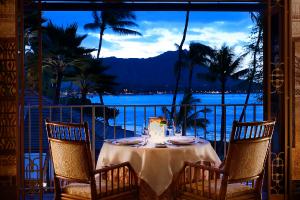 【数々の賞を受賞 シグネチャーダイニングのラメール】オーシャンフロントに佇む5つ星のフレンチレストラン。