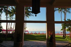 【ハワイアンエイトスタッフお勧めのフォトスポットがこちら】フォトジェニックなスポットもホテル内に多数あり、特に本館は比較的お値打ちな旅行代金で宿泊できますのでお友達との旅行や母娘の旅行にもお勧めです!