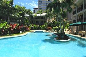 【プール】プール、フィットネスセンター、スパそして足湯施設があります。