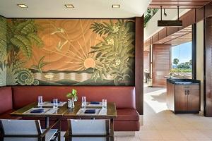 【ワイオル・オーシャン・キュイジーヌ】新鮮なシーフード料理が楽しめるレストラン。海を眺めながら、ご家族やグループで食事を楽しめます。